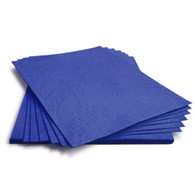 "Royal Blue Plantable Wildflower Seed Seeded Paper Sheets - 8.5"" x 11"""