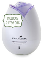 Home Diffuser by Young Living with Peppermint & Tangerine