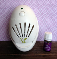 Travel Fan Diffuser by Young Living with 5 ml Lavender Oil