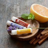 Lip Balm Trio Young Living - Cinnamint, Lavender & Grapefruit