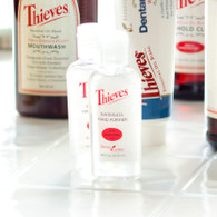 Thieves Waterless Hand Purifier - 1 or 3 Pack - Young Living Essential Oil Travel Soap