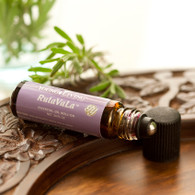 RutaVaLa Roll-on Essential Oil Blend 10 ml - Young Living 100% Pure Therapeutic Grade Sleep, Relaxation