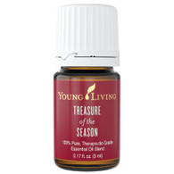 Young Living Treasure of the Season Essential Oil Blend - 5ml Bottle