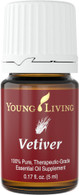 Young Living Vetiver Essential Oil Blend - 5ml Bottle