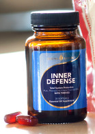 Inner Defense Essential Oil Supplement - 30 Ct with Thieves - Young Living