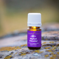 Highest Potential Essential Oil in 5 ml bottle by Young Living for Confidence and Emotional Balance
