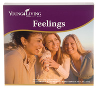Feelings Kit Essential Oil Collection by Young Living - Forgiveness, Release, Harmony, Valor, Inner Child, Present Time