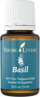 Basil Essential Oil 15ml Bottle - Young Living