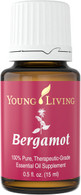 Bergamot Essential Oil 15ml Bottle - Young Living