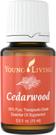 Cedarwood Essential Oil 5ml Bottle - Young Living