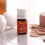 Helichrysum Essential Therapeutic Grade™ Oil 5 ml Bottle by Young Living Helichyrsum italicum, Restorative