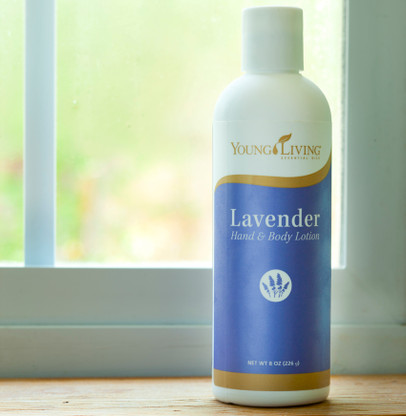 Lavender Hand & Body Lotion by Young Living - 8 oz. - Young Living Essential Oils