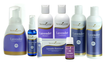 Lavender Personal Care Kit by Young Living