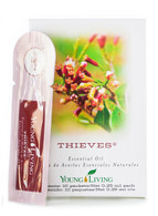 Thieves Essential Oil 0.25 ml Sample 10 Pack- Young Living