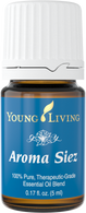 Aroma Siez Therapeutic Grade Essential Oils 5 ml Bottle - Young Living, Relaxation, Massage