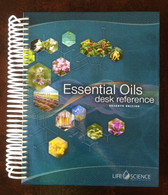 Essential Oils Desk Reference (2016, 7th Edition, Spiral Hard Cover)