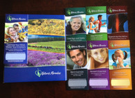 School of Nature's Remedies Starter Kit Essential Oils Reference by Life Science Publishing