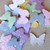 Pastel Assorted Butterfly Shaped Plantable Seed Paper Confetti - Pack of 100