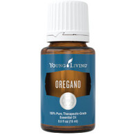 Oregano Essential Oil 15ml - Young Living, Purifying, Raindrop
