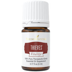 Thieves Vitality Essential Oil 15ml - Young Living, Dietary