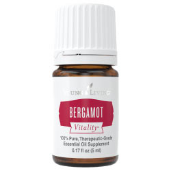 Bergamot Vitality Essential Oil 15ml - Young Living, Dietary