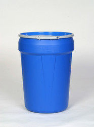 30 Gal Lab Pack (Blue) w/Metal Lever-Lock Ring