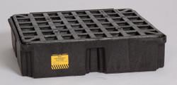 1 Drum Modular Platform - Black no Drain