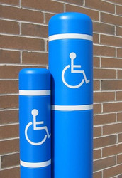 Innoplast Handicap Logo - White