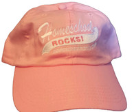 Homeschool Rocks Hat (Baseball Logo)