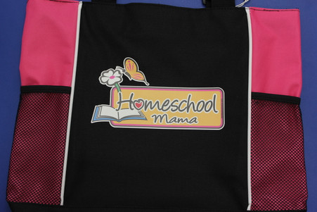Homeschool Mama Tote Bag