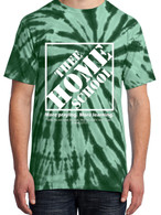 Green Tie-Dye - Thee Homeschool