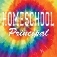 Homeschool Principal (Tie Dye)