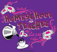 Instant Homeschool Teacher (V-Neck)