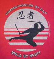Ninja (Hooded Sweatshirt)