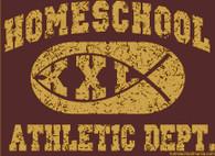 Homeschool Athletic Department (Sweatshirt)