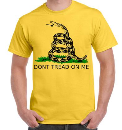 Daisy - Gadsden Flag (Don't Tread on Me) Shirt