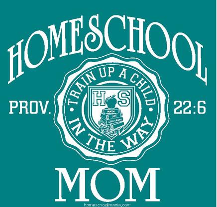 Homeschool Mom Proverbs 22_6 Shirt