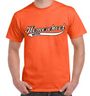Orange - Homeschool Rocks (Baseball)