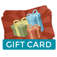 Gift Cards - starting at $25.00