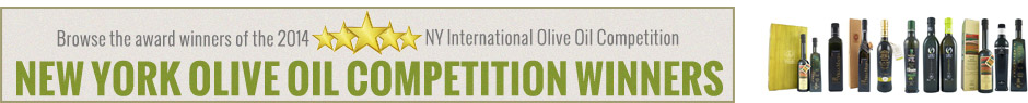 New York International Olive Oil Competition 2014