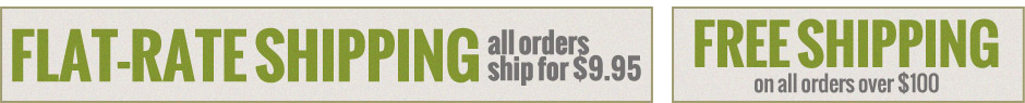 Learn more about our Shipping & Returns Policy