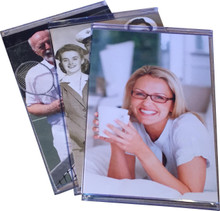 Pack of Three Picture Holders