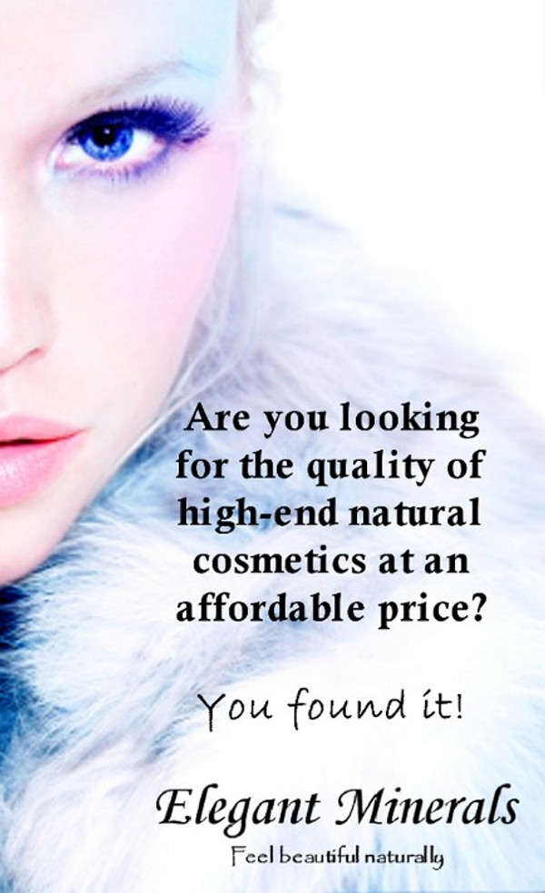 Organic and natural cosmetics made in USA