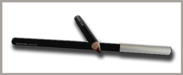 """""""PURE BLACK"""" Natural Mineral Eyebrow Pencil on SALE"""