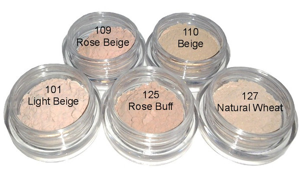 Sample jars are easier to work with than baggy samples. Just a tiny bit is needed to achieve overall coverage.