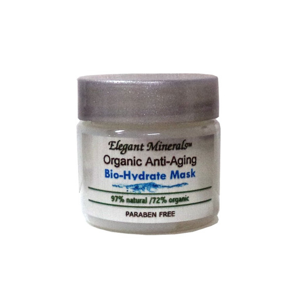 Organic Bio-Hydrate Facial Treatment Mask