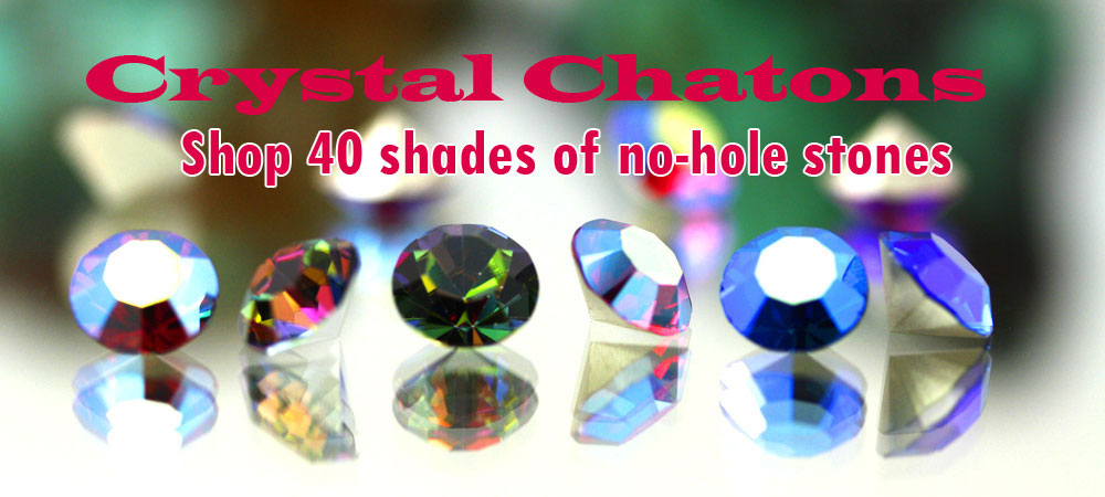 8 mm Crystal Chatons