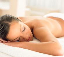 Body Massage - 30 Minutes - Available Monday, Tuesday & Wednesday only - ONLY $40