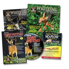 Whitetail Institute Producing Trophy Whitetails DVD
