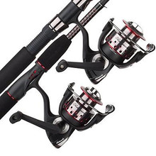 "Ugly Stik GX2 Spinning Combo - 6'6"" MED"